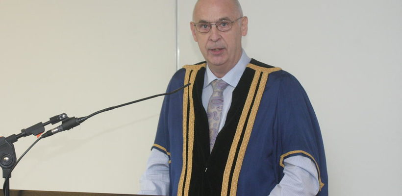 President of ICPPD, Tom Moran's speech at recent Graduation in Belfast