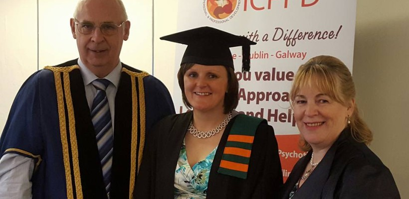 CEO of ICPPD, Christine Moran's Graduation 2015 speech