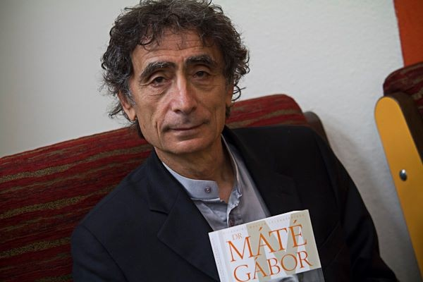 Addiction is a Response to Childhood Suffering: In Depth with Gabor Maté