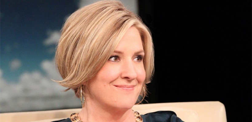 Brene Brown talks about Vulnerability