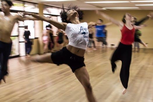 Mindfulness through dance