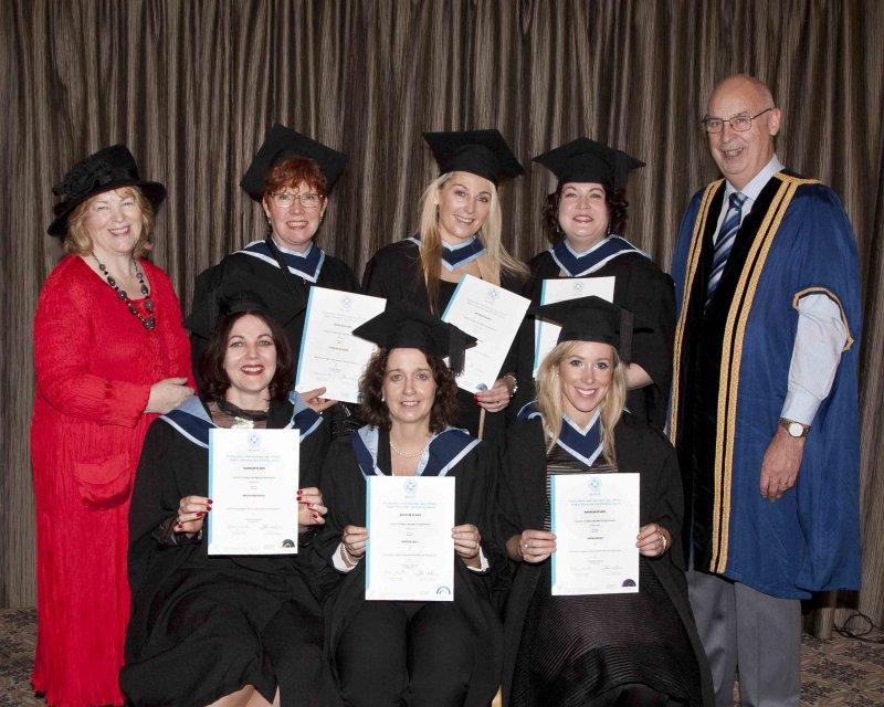 ICPPD graduation
