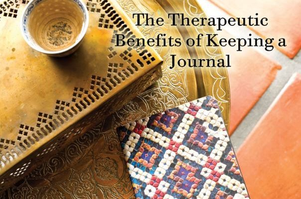 Journal Writing – The Therapeutic benefits of Keeping a Journal