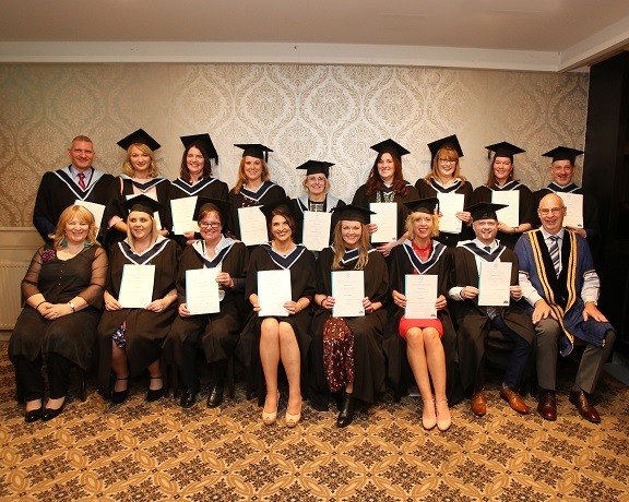 Adult Learning at ICPPD - graduates